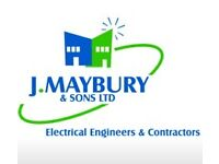 J. Maybury & Sons Ltd are looking for qualified electricians within the Gtr. Manchester area
