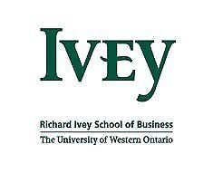 Ivey Master and current Ivey TA Econ/Math/Business 1220/2257GMAT London Ontario image 1