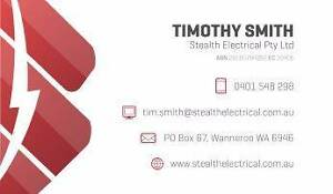 Stealth Electrical - Electricians you can Trust Joondalup Joondalup Area Preview