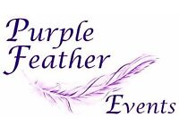 Purple Feather Events MBS Fair Colchester
