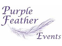Purple Feather Events MBS Fair Manningtree
