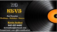 DJ Services for Various occasions