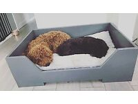 Handmade dog beds