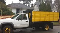 TRUCK DRIVER NEEDED for junk removal service $12-$15/hour