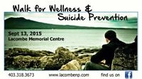 2015 Walk for Wellness & Suicide Prevention