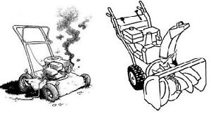 Recycle your old Snowblowers, LawnMowers, other Yard equipment