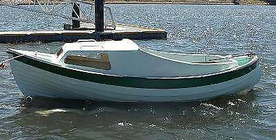 Wanted Nordic 17 Clinker Boat
