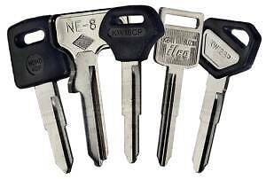 Motorcycle Keys + Immobilizer Key's + Programming