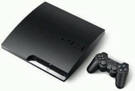 Ps3 with games 500gb