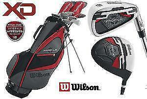 Wilson Profile XD Mens Golf Package Sets