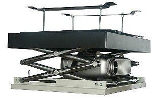 Markant c lift ceiling projector mount lift drop down for Motorized ceiling projector mount