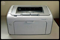 Hp LaserJet P1005 monochrome Laser Printer