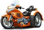 Honda Trike Motorcycles