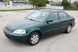 1999 Honda Civic Sedan    AS is