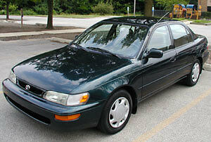 1997 Toyota Corolla CHEAP NEW EVERYTHING