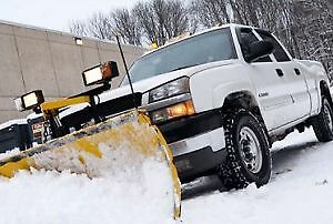 Snow plowing, Great rates and quality service! London Ontario image 2