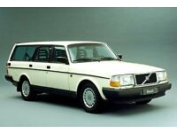 Old White estate car wanted for Charity Project volvo ford anything ? cheap as possible please