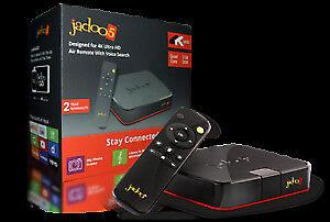 IPTV JADOO TV 5S BRAND NEW 2 YEAR WARRANTY
