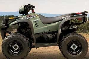 90cc Polaris sportsman Stratford Kitchener Area image 3