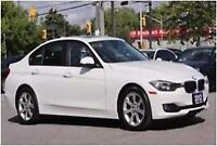 2012 BMW 320i with nav and sunroof