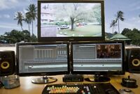 Professional Video Editing Service - tight deadlines no problem