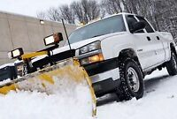 Winter is coming!! Snowplowing and snow removal. Great rates!