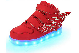 Led sneakers for boy