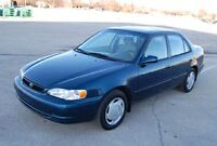 **Toyota Corolla 2000 AUTOMATIC GREAT CONDITION**
