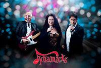 Groupe de musiciens chanteurs chanteuse orchestre Dynamicks