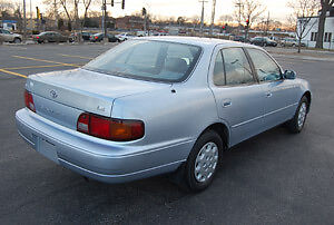 1996 Toyota Camry Sedan (AS IS) works great and fuel efficient