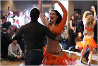 Latin Dance Lessons - Professional Dancer from Cuba