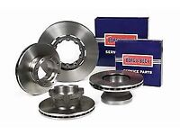 Ford Focus / Cmax Front Brake Discs New