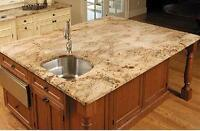 KITCHEN COUNTERTOPS  ✔ VANITY ✔ Granite ✔ Quartz ✔ Marble