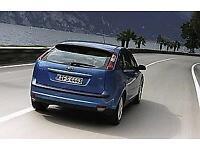 2005 05 FORD FOCUS 1.6 LX MANUAL BLUE 5 DOOR VERY CLEAN CAR