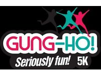 Leeds Gung ho 5K obstacles race 20th May @ temple newsham