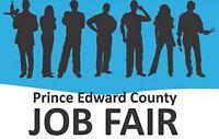 Prince Edward County Job Fair