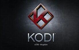 Kodi updates
