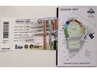 India England 3rd ODI cricket Headingley - 1 ticket