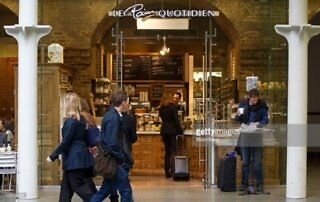 KITCHEN PORTER WANTED at Le Pain Quotidien in Kings Cross £8.30ph+Fantastic Benefit -NO SPLIT SHIFTS