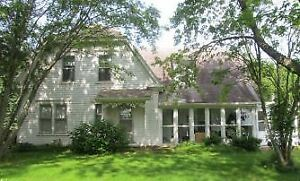 For Sale Lovely Spacious Home on 1.5 Acres near Summerside