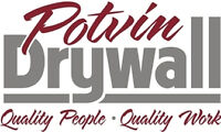 POTVIN DRYWALL LTD. Drywall and Insulation Services!