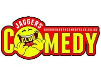 Best for Comedy Bournemouth, Jaggers Stand-up-Show