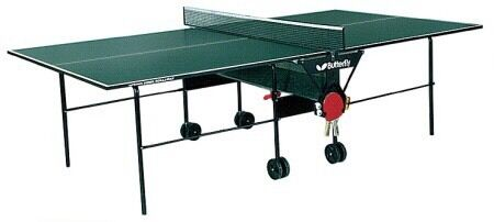Butterfly Home Rollaway Table Tennis table