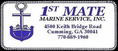 1st Mate Marine Service