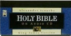 The Bible - King James Version, Alexander Scourby