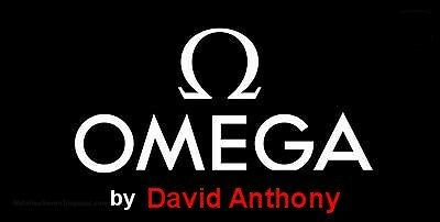 DAVID ANTHONY VINTAGE OMEGA WATCHES