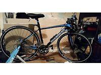 boardman pro team hybrid road bike