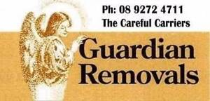 Guardian Removals & Storage. Bellevue Swan Area Preview