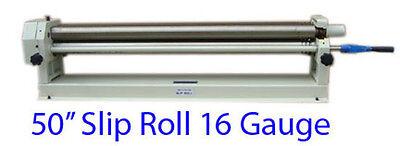 50 Slip Roll Roller 16 Gauge Sheet Metal Fabrication