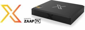 Zaap X TV-Fastest ZAAP EVER-QUAD CORE-With KODI- 2 Year Service